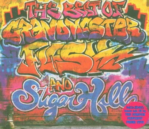 Various Artists - The Best Of Grandmaster Flash & Sugar Hill