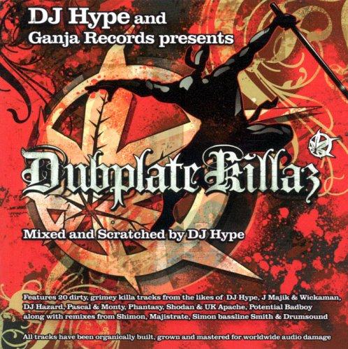 Various Artists - Ganja Records Presents Dubplate Killaz Mixed By DJ Hype