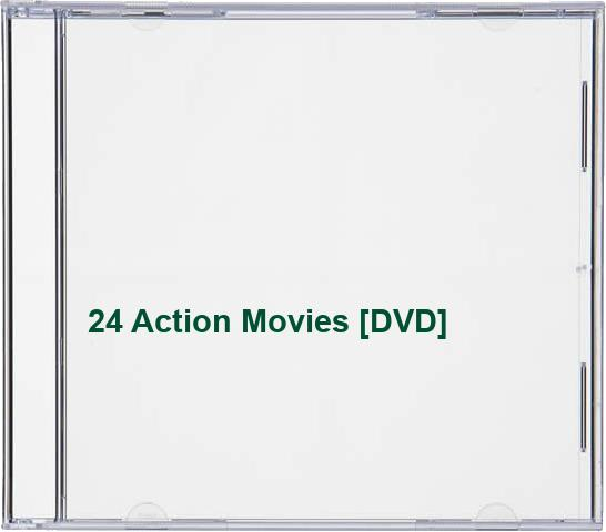 24 Action DVD Movies