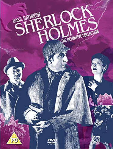 Sherlock Holmes - The Definitive Collection