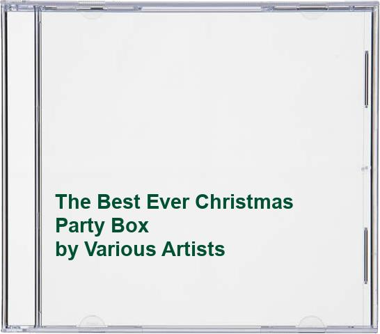 Various Artists - The Best Ever Christmas Party Box
