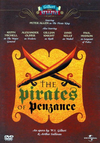 The Pirates of Penzance [DVD] [1982] - DVD  LEVG The Cheap Fast Free Post