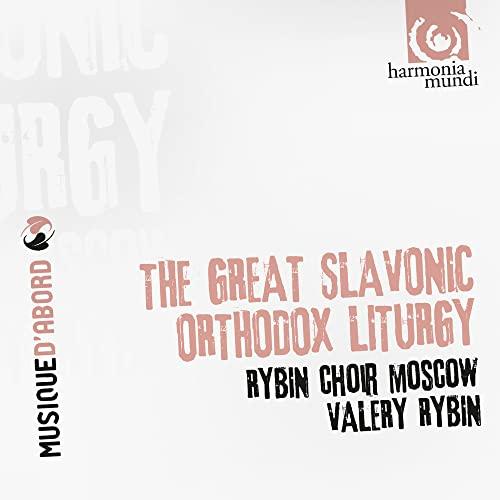 Choeur Rybine - La Grande Liturgia Ortodossa Slava