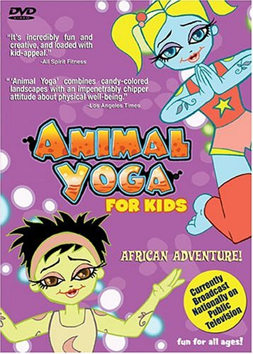 Animal Yoga for Kids - Animal Yoga For Kids - African Adventures