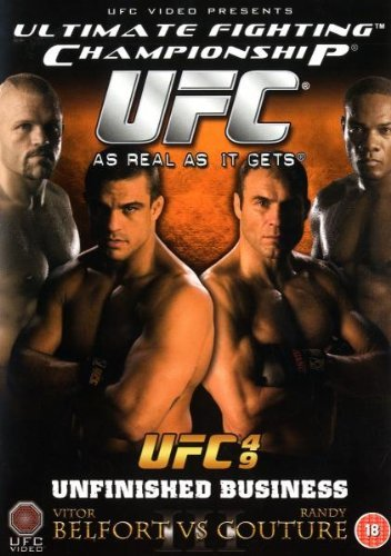 Ultimate Fighting Championship - UFC Ultimate Fighting Championship 49