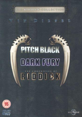Pitch Black/Chronicles Of Riddick/Dark Fury - The Chronicles...