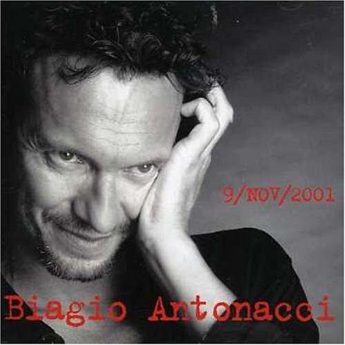 Biagio Antonacci - 9/Nov./2001 Jewel Box By Biagio Antonacci