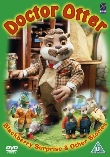 Doctor Otter - Doctor Otter: Blackberry Surprise And Other Stories