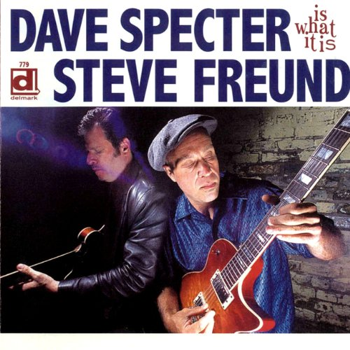 DAVE/STEVE FREUND - Is What It Is By DAVE/STEVE FREUND