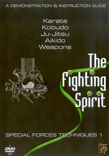 The Fighting Spirit - The Fighting Spirit - Special Forces Techniques - Vol. 1