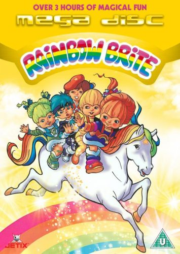 Rainbow Brite: Mega Disc