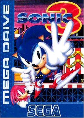 Sonic 3 (Mega Drive)