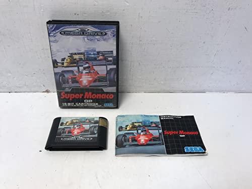 Super Monaco GP (Mega Drive)