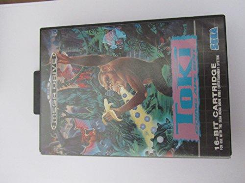 Toki: Going Ape Spit (Mega Drive)