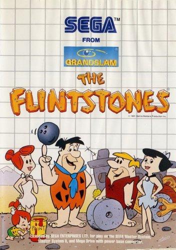 The Flinstones - Master System - PAL