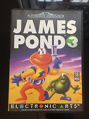 James Pond 3: Operation Starfi5h  (Mega Drive)