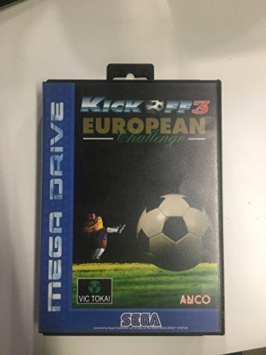 Kick Off 3: European Challenge (Mega Drive)