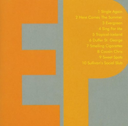 The Fiery Furnaces - The Fiery Furnaces EP