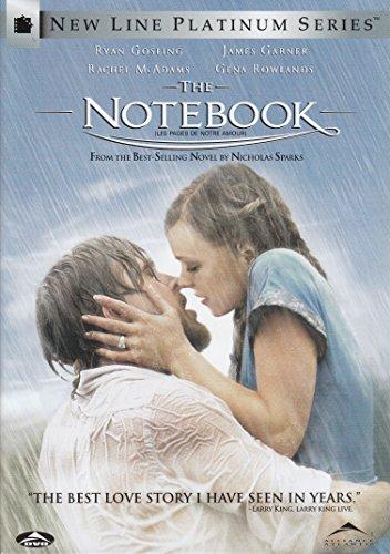 The Notebook  (Region 1) (NTSC)