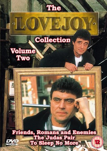Lovejoy-The-Lovejoy-Collection-Volume-2-DVD-CD-AAVG-FREE-Shipping