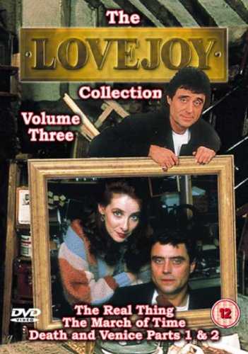 Lovejoy: The Lovejoy Collection - Volume 3