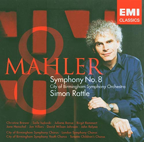 City Of Birmingham Symphony Orchestra - Mahler: Symphony No.8