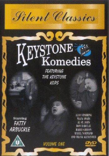 Keystone Komedies - Keystone Komedies - Vol. 1