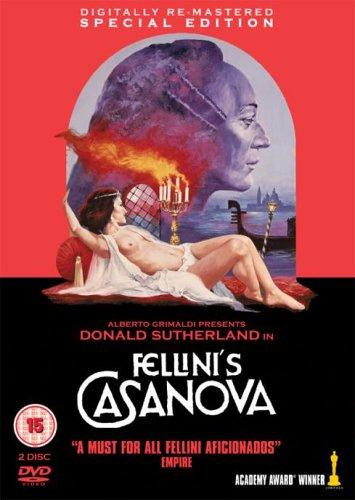 Fellini-039-s-Casanova-DVD-CD-MCVG-FREE-Shipping