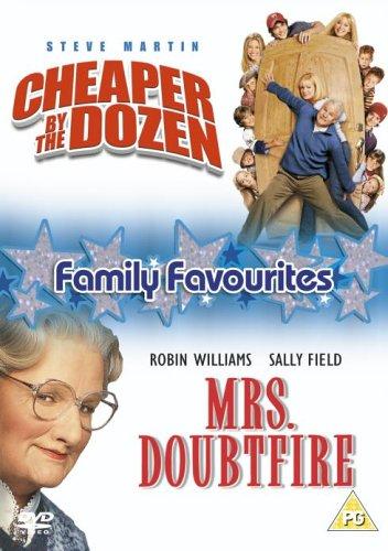 Cheaper By The Dozen/Mrs Doubtfire