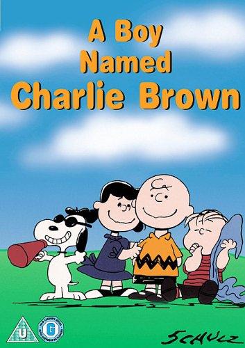 Charlie Brown: A Boy Named Charlie Brown