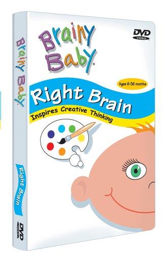 Brainy Baby Right Brain- DVD