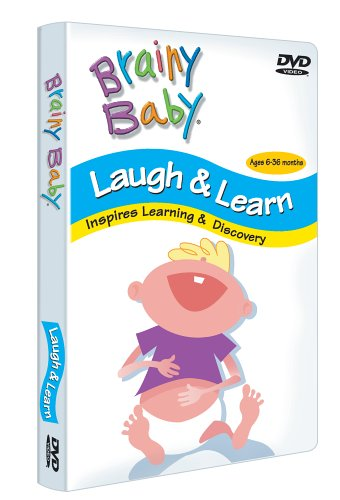 Brainy Baby Laugh & Learn - DVD