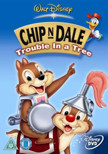 Chip N Dale - Chip 'n' Dale - Trouble In A Tree
