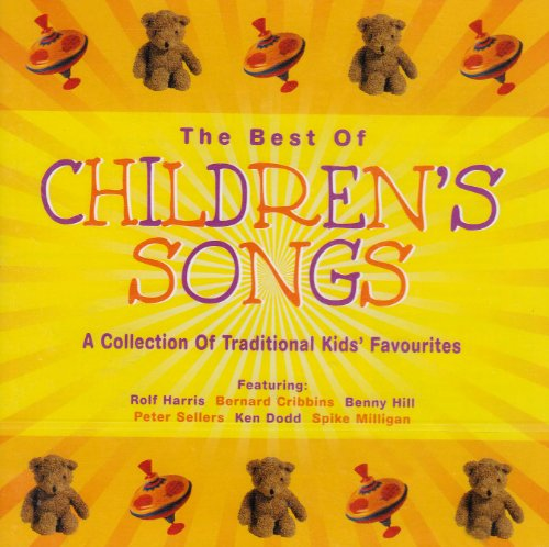 The Best of Children's Songs By Various Artists
