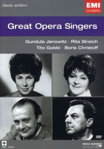 Various Composers - Great Opera Singers: Classic Archive