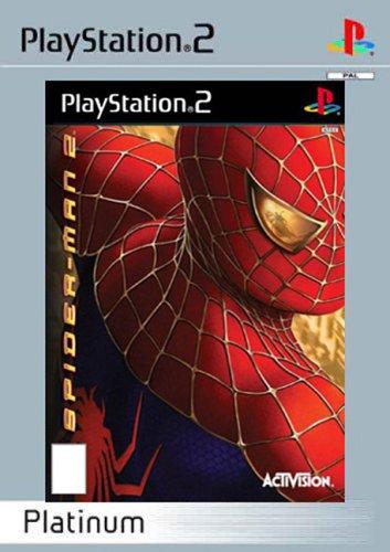 Spider-Man 2 Platinum (PS2)