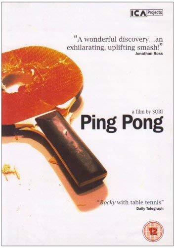 Ping-Pong-2002-DVD-CD-FQVG-FREE-Shipping