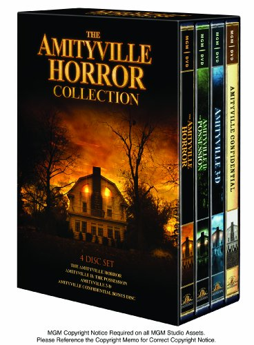 Amityville Horror Special Edition Gift Set