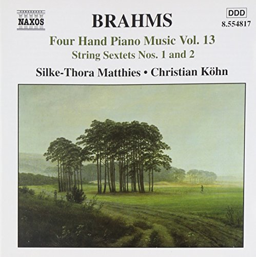 Brahms - Four Hand Piano Works