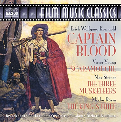 Erich Wolfgang Korngold - Captain Blood and Other Swashbucklers