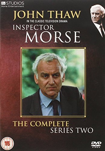 Inspector Morse: Series 2 (Box Set)