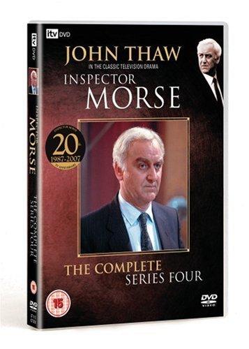 Inspector Morse: Series 4 (Box Set)