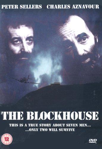 The-Blockhouse-1973-DVD-CD-EKVG-FREE-Shipping