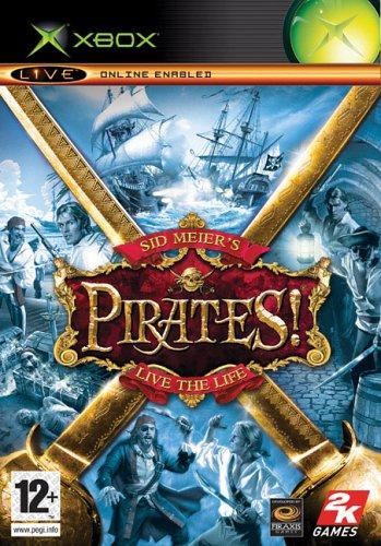 Sid Meier's Pirates (Xbox)
