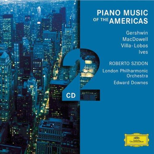 Piano Music Of The Americas (Lpo)