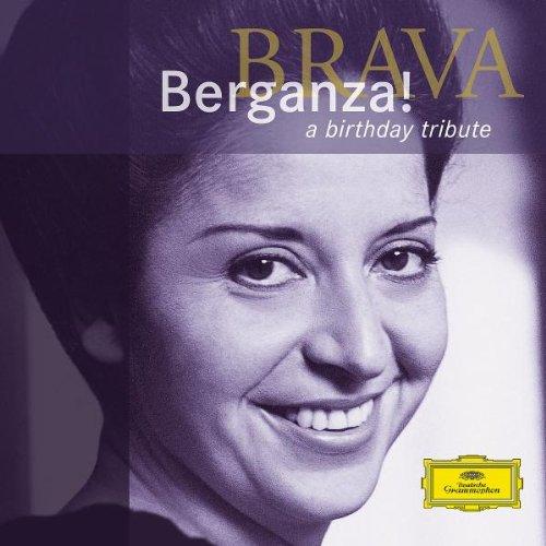Teresa Berganza - Brava Berganza By Teresa Berganza