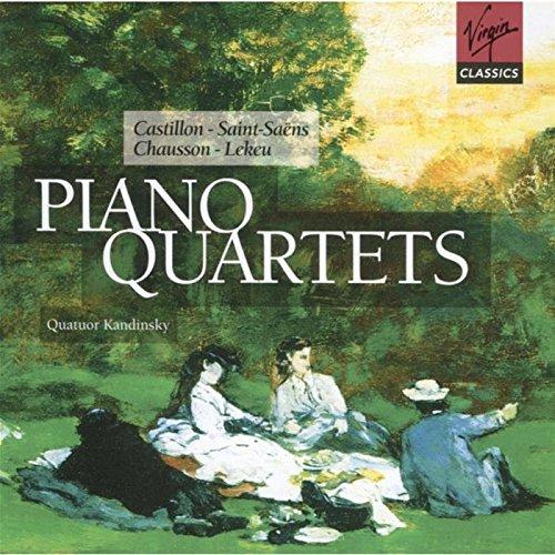Quatuor Kandinsky - French Piano Quartets (Quatuor Kandinsky) By Quatuor Kandinsky