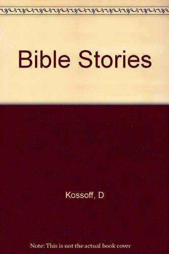 Bible Stories By David Kossoff