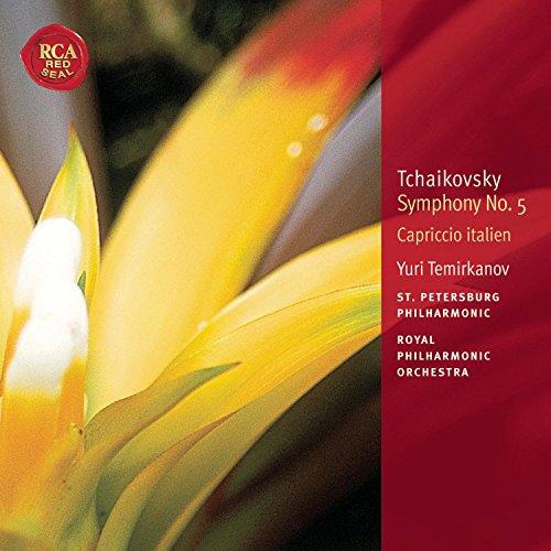 Royal Philharmonic Orchestra - Tchaikovsky: Symphony No. 5/Capriccio Italien
