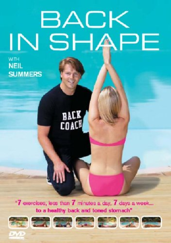 Neil-Summers-Back-In-Shape-With-Neil-Summers-DVD-Neil-Summers-CD-O8VG